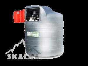 Zbiornik na olej napędowy 2500l