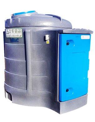 Zastosowanie zbiorników paliwowych